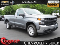 New 2019 Chevrolet Silverado 1500 Work Truck Truck Regular Cab for sale in Anniston AL