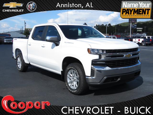 New 2019 Chevrolet Silverado 1500 LT Truck Crew Cab in Anniston, AL