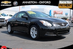Used 2012 Nissan Altima 2.5 S Coupe for sale in Anniston, AL
