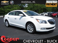 Used 2015 Buick Lacrosse Leather Group Sedan for sale in Anniston, AL