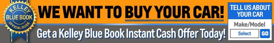 Trade-In or Sell Us Your Vehicle!