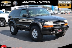 Used 2000 Chevrolet Blazer LS SUV for sale in Anniston, AL