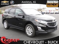 New 2019 Chevrolet Equinox LT w/1LT SUV for sale in Anniston AL