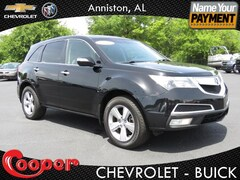 Used 2011 Acura MDX Technology SUV for sale in Anniston, AL