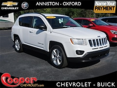 Used 2012 Jeep Compass Sport SUV for sale in Anniston, AL