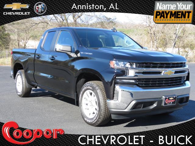 New 2019 Chevrolet Silverado 1500 LT Truck Double Cab in Anniston, AL