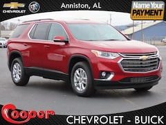 New 2020 Chevrolet Traverse LT Cloth w/1LT SUV for sale in Anniston AL