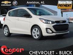 New 2020 Chevrolet Spark LS CVT Hatchback for sale in Anniston AL