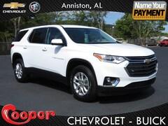 New 2020 Chevrolet Traverse LT Cloth w/1LT SUV for sale in Anniston AL