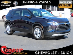 New 2020 Chevrolet Blazer LT w/3LT SUV for sale in Anniston AL