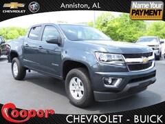 New 2019 Chevrolet Colorado WT Truck Crew Cab for sale in Anniston AL