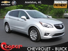 New 2019 Buick Envision Essence SUV for sale in Anniston, AL