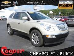 Used 2010 Buick Enclave CXL SUV for sale in Anniston, AL