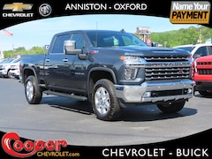 New 2020 Chevrolet Silverado 2500HD LTZ Truck Crew Cab for sale in Anniston AL