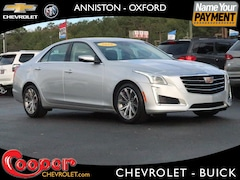 Used 2016 Cadillac CTS 2.0L Turbo Luxury Sedan for sale in Anniston, AL
