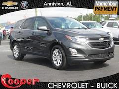 New 2020 Chevrolet Equinox LT w/1LT SUV for sale in Anniston AL