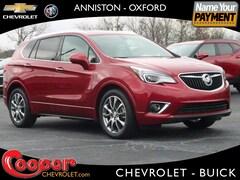 New 2020 Buick Envision Essence SUV for sale in Anniston, AL