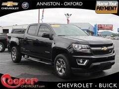 Used 2018 Chevrolet Colorado Z71 Truck for sale in Anniston, AL