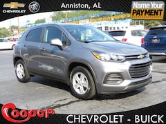 New 2020 Chevrolet Trax LS SUV for sale in Anniston AL