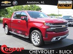 New 2019 Chevrolet Silverado 1500 High Country Truck Crew Cab for sale in Anniston AL