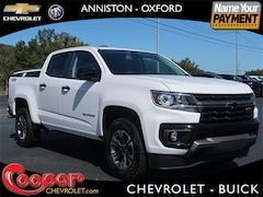 New 2021 Chevrolet Colorado Z71 Truck for sale in Anniston AL