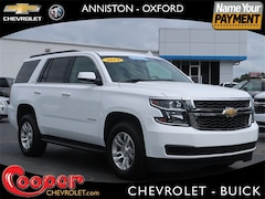 Certified Pre-Owned 2019 Chevrolet Tahoe LT SUV for sale in Anniston, AL