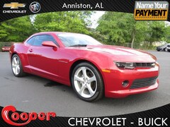Used 2015 Chevrolet Camaro 2LT Coupe for sale in Anniston, AL