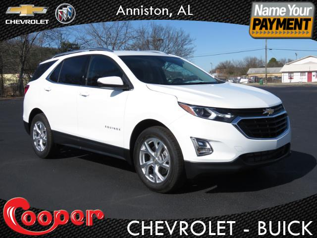 New 2019 Chevrolet Equinox LT w/2LT SUV in Anniston, AL