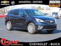 New 2020 Buick Envision Essence SUV for sale in Anniston AL