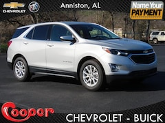 New 2020 Chevrolet Equinox LT w/1LT SUV for sale in Anniston AL