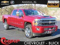 New 2019 Chevrolet Silverado 2500HD High Country Truck Crew Cab in Anniston, AL