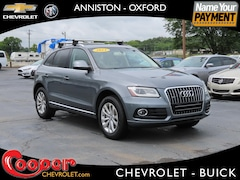 Used 2014 Audi Q5 2.0T Premium Plus SUV for sale in Anniston, AL