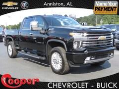 New 2020 Chevrolet Silverado 2500HD High Country Truck Crew Cab in Anniston, AL