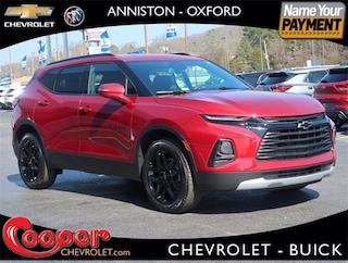 New 2021 Chevrolet Blazer 2LT SUV for sale in Anniston, AL