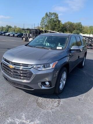 New 2020 Chevrolet Traverse LT Cloth SUV for sale in Anniston AL