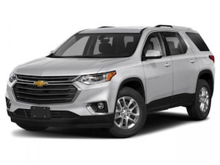 New 2020 Chevrolet Traverse LT Leather SUV for sale in Anniston AL