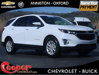 Certified Pre-Owned 2019 Chevrolet Equinox LT SUV for sale in Anniston, AL
