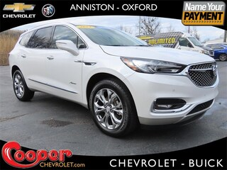 Used 2019 Buick Enclave Avenir SUV for sale in Anniston, AL