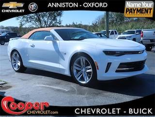 Used 2016 Chevrolet Camaro 2LT Convertible for sale in Anniston, AL