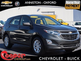 Used 2018 Chevrolet Equinox LS SUV for sale in Anniston, AL