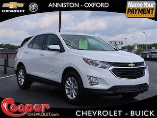 New 2020 Chevrolet Equinox LT SUV for sale in Anniston AL