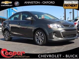New 2020 Chevrolet Sonic LT Sedan Sedan for sale in Anniston AL