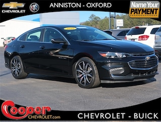 Certified Pre-Owned 2016 Chevrolet Malibu LT Sedan for sale in Anniston, AL