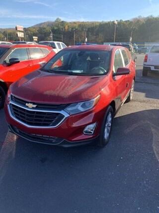 New 2021 Chevrolet Equinox LT SUV for sale in Anniston AL