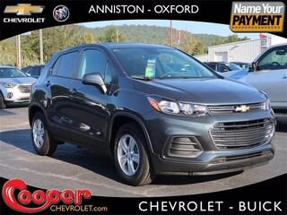 New 2021 Chevrolet Trax LS SUV for sale in Anniston AL
