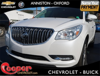 Used 2017 Buick Enclave Leather Group SUV for sale in Anniston, AL