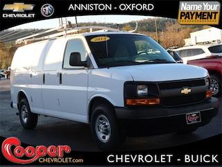 Used 2014 Chevrolet Express 2500 Work Van Cargo Van for sale in Anniston, AL