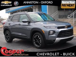 New 2021 Chevrolet Trailblazer LT SUV for sale in Anniston AL