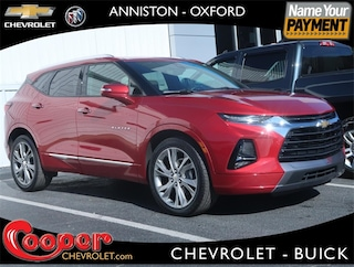 Used 2020 Chevrolet Blazer Premier SUV for sale in Anniston, AL