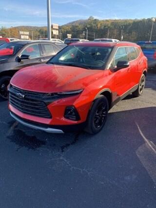 New 2021 Chevrolet Blazer 3LT SUV for sale in Anniston AL